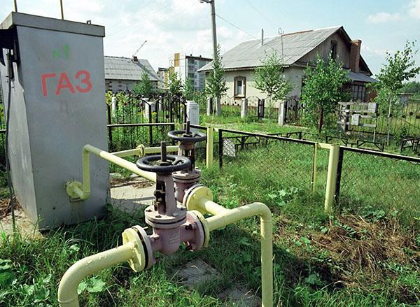 Подключение газа Раменский район: цена