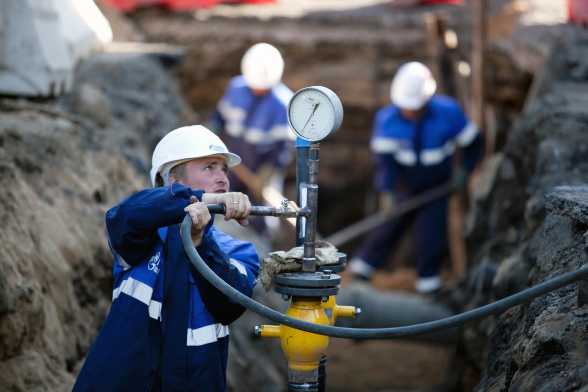 Сроки подключения газа