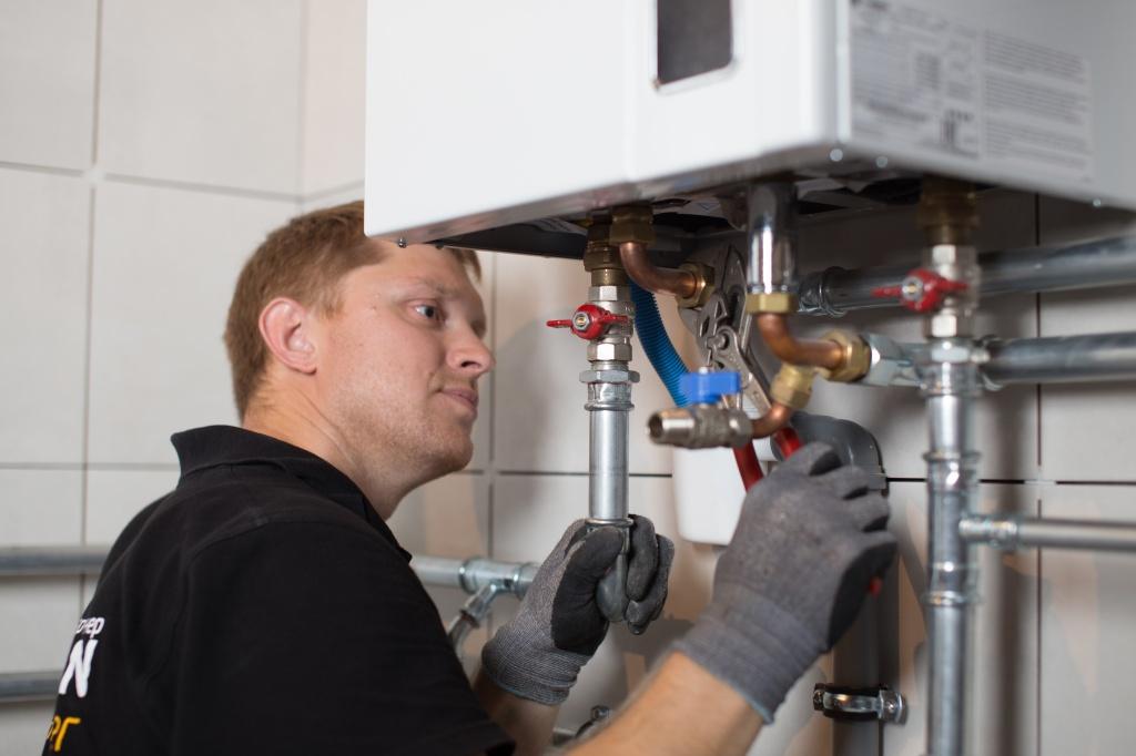 Ремонт газового оборудования в частном доме: цена