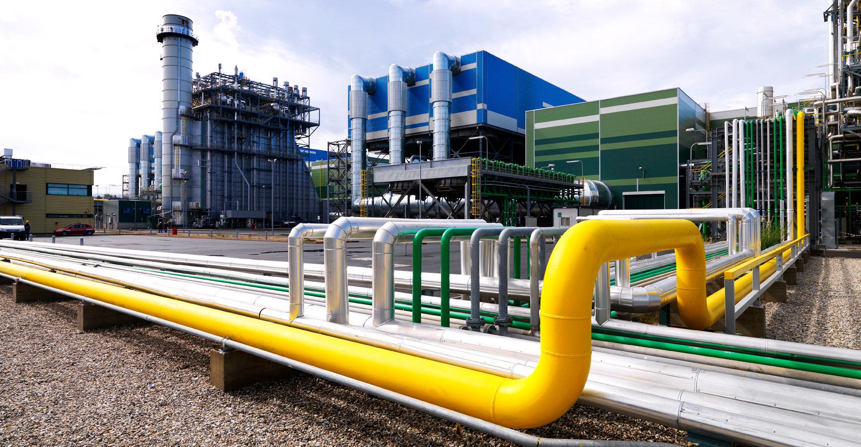 Газификация промышленных объектов и предприятий: цена, под ключ